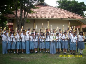 SISWA BERPRESTASI SMA CEPIRING 2010